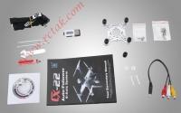کواد کوپتر CX-22 یک رویای واقعی | آرسی تک