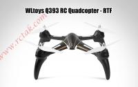کوادکوپتر WLTOYS-Q393 کوادروتوری فراتر از انتظار | آرسی تک