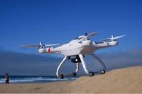 کواد کوپتر cx-20 مجهز به GPS