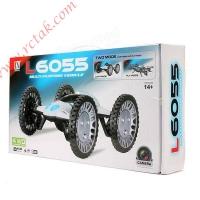 کواد کوپتر L6055 قابل تبدیل به ماشین کنترلی | آرسی تک