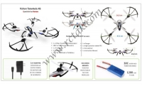 کواد کوپتر ورژن جدید tarantula-x6