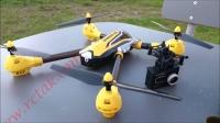 کواد کوپتر SKY-WARRIOR-K70C محصول جدید | آرسی تک