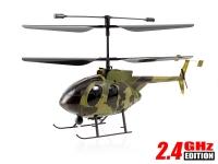 هلیکوپتر مدل bravo-3