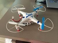 کواد کوپتر cx-30w با قابلیت کنترل با موبایل و تبلت