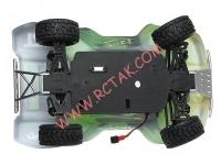 ماشین کنترلی wltoys-A969 جدید! با 50 کیلومتر سرعت