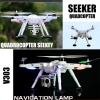 کوادروتور v303 مجهز به GPS
