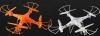 کواد کوپتر mjx-705 یا کوادروتور x6sw پرنده ای متفاوت