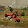 کواد کوپتر sky-hawkeye ضد ضربه دارای مانیتور 5.8 گیگاهرتزی